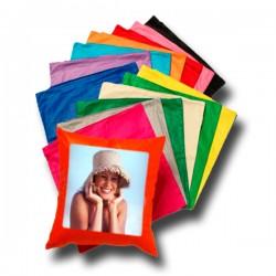 Cuscino colorato