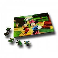 Puzzle legno