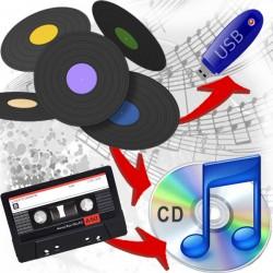 Digitalizzazione audio