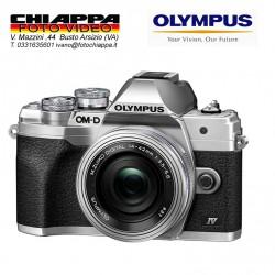 Olympus EM-10 Mark IV +...