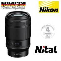 Nikon Z MC 105 F:2,8 VR S