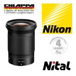 Nikon Z 20 F:1,8 S