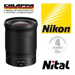 Nikon Z 24 F:1,8 S