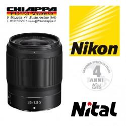 Nikon Z 35 F:1,8 S