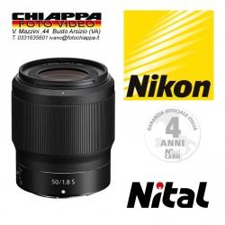 Nikon Z 50 F:1,8 S