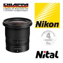 Nikon Z 14-30 F: 4 S