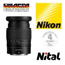 Nikon Z 24-70 F:4 S