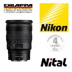 Nikon Z 24-70 F:2,8 S