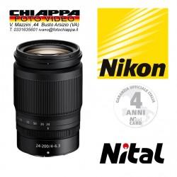 Nikon Z 24-200 F:4/6,3 VR